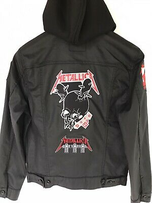 Metallica Jacket  Men's Medium Size • 75.05£
