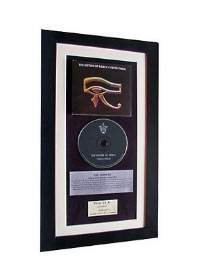 SISTERS OF MERCY Vision CLASSIC Album QUALITY FRAMED!! • 44.95£