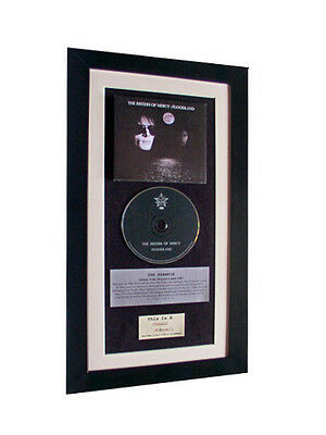 SISTERS OF MERCY Floodland CLASSIC Album QUALITY FRAMED • 44.95£