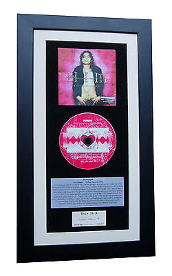 HIM Razorblade Romance CLASSIC CD GALLERY QUALITY FRAMED+EXPRESS GLOBAL SHIP • 44.95£