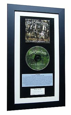 BLACK STONE CHERRY Folklore & Superstition CLASSIC CD Album QUALITY FRAMED!! • 44.95£