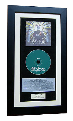 BIFFY CLYRO Infinity Land CLASSIC CD Album QUALITY FRAMED+EXPRESS GLOBAL SHIP!! • 44.95£
