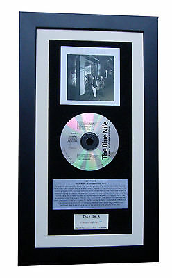 BLUE NILE Walk Rooftops CLASSIC CD Album TOP QUALITY FRAMED+EXPRESS GLOBAL SHIP • 44.95£