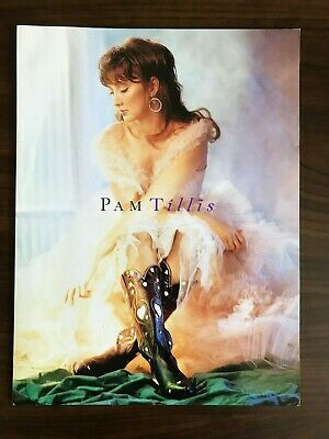 Pam Tillis - All Of This Love - 1995 Press Kit • 20£
