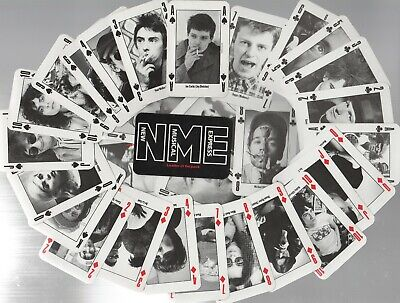 NME New Musical Express Leader Of The Pack Playing Cards £3.25 Each   • 3.25£