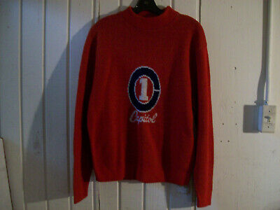 Lot Of 4 Capitol Records/EMI Sweaters - Vintage!  • 71.52£