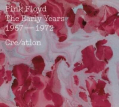 Pink Floyd: Cre/ation - The Early Years 1967-1972 (cd.) • 23.59£