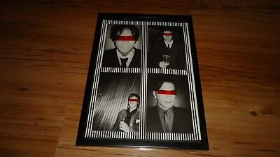 INTERPOL-framed Picture • 12£