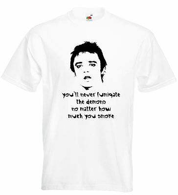 Pete Doherty T Shirt You'll Never Fumigate The Demons Libertines Waterloo • 10.95£