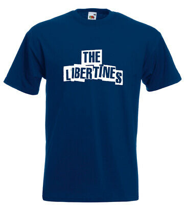 Libertines T Shirt Pete Doherty 12 Colours Sizes Small - 5XL • 10.95£