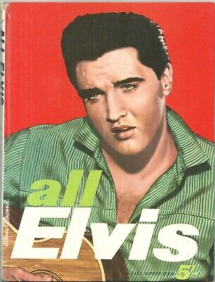 ELVIS - All Elvis  1962 Daily Mirror Annual  Unclipped  • 6.79£