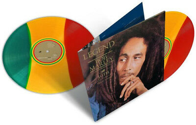 BOB MARLEY - LEGEND 30th Anniversary Edition  (Doube LP Vinyl) Sealed • 32.99£