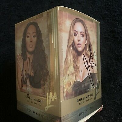 Little Mix HAND SIGNED Perfume Box (Includes Perfume) • 59.99£