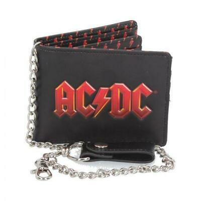 Official Licensed - Ac/dc - Lightning Chain Wallet - Rock Angus • 29.99£
