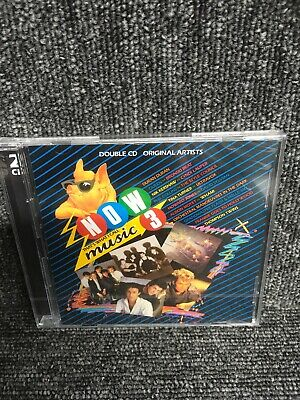 NOW THAT'S WHAT I CALL MUSIC 3  (2 X CD Album) New And Sealed. Freepost In Uk • 4.45£
