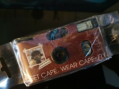 Rare Get Cape Wear Cape Fly Promotional Camera Sealed • 8.89£