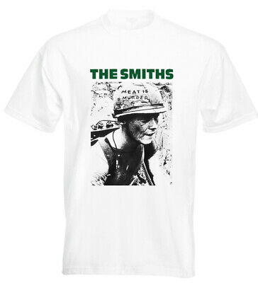 The Smiths T Shirt Meat Is Murder Morrissey The Smiths • 1,000£