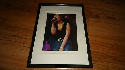 DIDO(circa 2001)-framed Picture • 12£