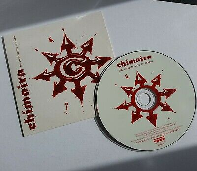 Chimaira - The Impossibility Of Reason - RARE PROMO CD. LP Prog Metal • 1.49£