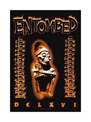 ENTOMBED Textile Poster Fabric Flag  • 9.99£