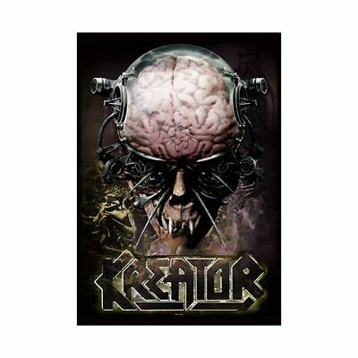 KREATOR Textile Poster Fabric Flag  • 9.99£