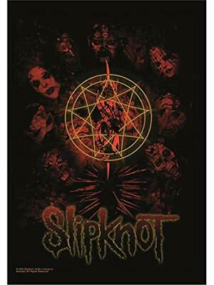 SLIPKNOT Textile Poster Fabric Flag  • 9.99£