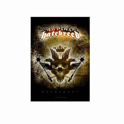 HATEBREED Textile Poster Fabric Flag  • 9.99£