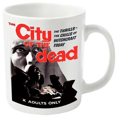 CITY OF THE LIVING DEAD Official Boxed Mug • 9.99£