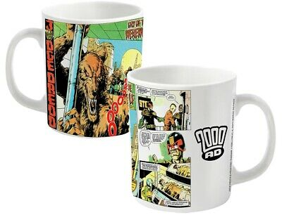 JUDGE DREDD  Official Boxed Mug • 9.99£
