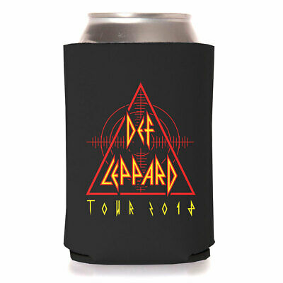 DEF LEPPARD Can Holder Drinks Cooler • 4.99£