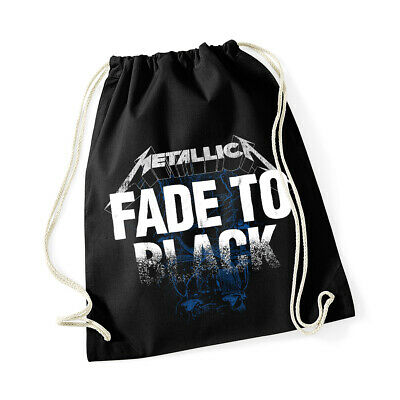 METALLICA Sports Bag FADE TO BLACK • 8.99£