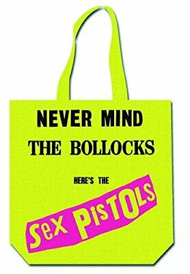 Sex Pistols Cotton Tote Bag New/sealed • 9.99£