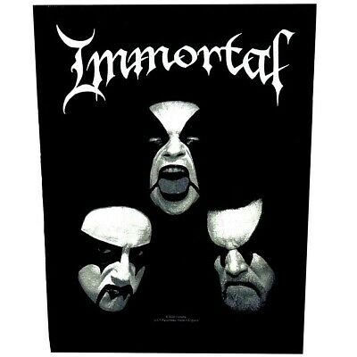 IMMORTAL Backpatch Back Patch  • 4.95£