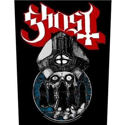 GHOST Backpatch Back Patch • 5.95£