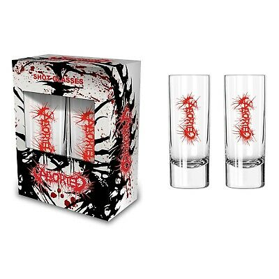 ABORTED Shot Glass Set • 7.99£