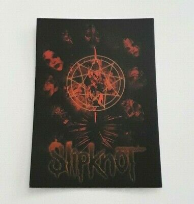 Slipknot - Official Postcard 2006 • 1.99£