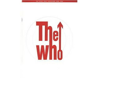 THE WHO 2002 Tour Programme • 19.99£
