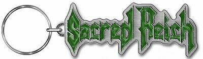 SACRED REICH Official Metal Keyring  • 5.99£