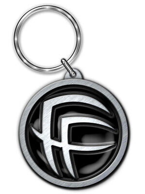 FEAR FACTORY Official Metal Keyring  • 5.99£