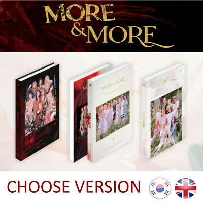 [NEW + SEALED!] TWICE More And More 9th Mini Album K-pop Kpop UK • 26.99£