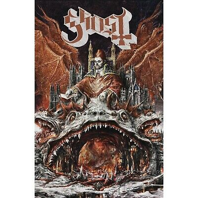 GHOST Premium Fabric Poster / FLAG Prequelle • 14.99£