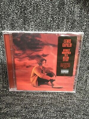 LEWIS CAPALDI - Divinely Uninspired To A Hellish Extent (CD) NEW & SEALED. • 5.99£