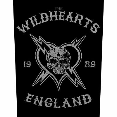 WILDHEARTS  Backpatch Back Patch   • 6.95£