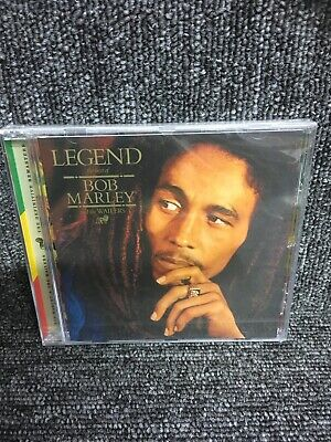 BOB MARLEY & THE WAILERS - Legend - Very Best Of - Greatest Hits CD NEW Sealed. • 5.65£