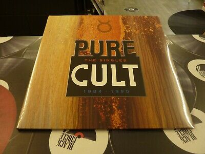 The Cult - Pure Cult: The Singles 1984-1995 2lp Mint/sealed • 17.99£