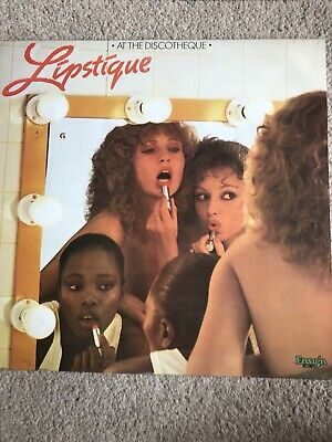 At The Discotheque Lipstique Vinyl 1978 • 1.99£