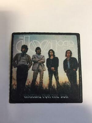 Official Licensed - The Doors - Waiting For The Sun Album Iron / Sew-on Patch • 6.50£
