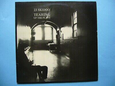23 Skidoo - Tearing Up The Plans - 12  Vinyl Single  1982 - ( 4 Tracks) • 6£