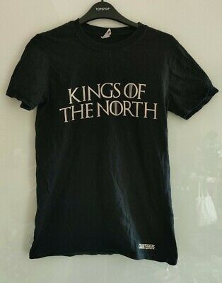 COURTEENERS 'Kings Of The North' Manchester Apollo 2017 Tour Official T-Shirt S • 10£