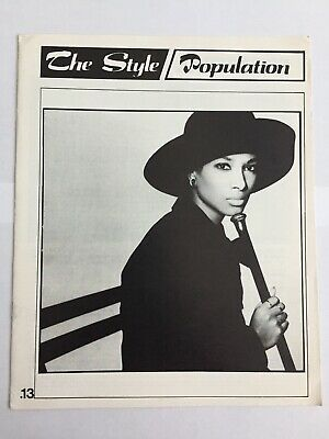 The Style Council Fan Club Magazine Issue 13 May-July 86 Paul Weller Mod Jam • 0.99£